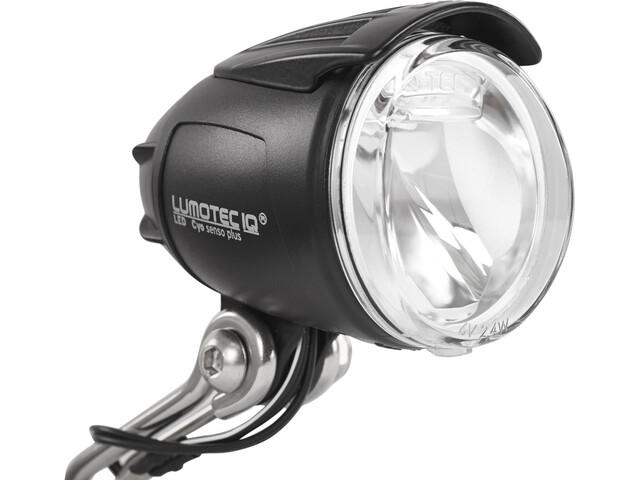 Busch + Müller Lumotec IQ Cyo senso plus Front Headlight black